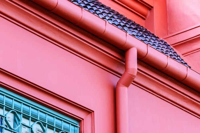 red gutters